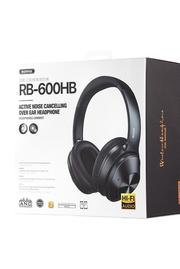 Remax RB-600HB Bluetooth Wireless Heavy Bass Noise Cancellingheadphone | Headphones for sale in Lagos State, Ikeja