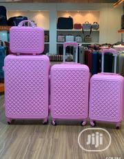 Pink Ladies Abs Luggage | Bags for sale in Lagos State, Lagos Island