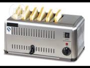 Commercial 6 Slice Stainless Steel Bread Toaster | Kitchen Appliances for sale in Lagos State, Ojo