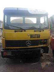 Mercedes Benz 814 2000 Water Taker For Sale | Trucks & Trailers for sale in Ondo State, Akure