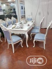 Wooden Dinning Table With 8 Chairs | Furniture for sale in Lagos State, Ojo