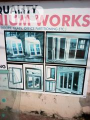 Aluminum Office Partitioning | Building Materials for sale in Abuja (FCT) State, Lugbe District