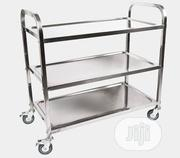Stainless Trolley | Restaurant & Catering Equipment for sale in Lagos State, Ojo