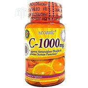 Ascorbic Vitamin C Capsule | Vitamins & Supplements for sale in Lagos State, Ajah
