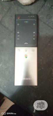 Brand New Samsung Remote With Touchpad and Inbuilt Microphone | Accessories & Supplies for Electronics for sale in Abuja (FCT) State, Gwarinpa