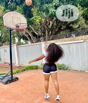 Basketball Stand Moveable And Adjustable   Sports Equipment for sale in Abuja (FCT) State, Asokoro