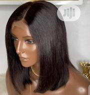 Real Hair Bob Wig | Hair Beauty for sale in Lagos State, Isolo