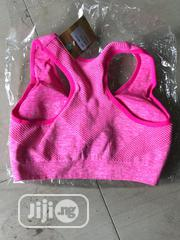 Brand New Pink Sports Bra   Clothing for sale in Lagos State, Surulere