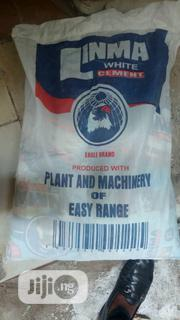 Original Linma White Cement | Manufacturing Materials & Tools for sale in Lagos State, Orile