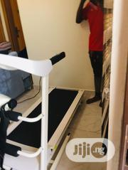 Treadmill With Massager And Dumbellss   Sports Equipment for sale in Abuja (FCT) State, Asokoro