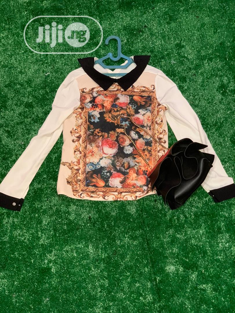 Archive: Tops And Shirts