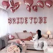 Bride To Be Balloon Decorations | Wedding Venues & Services for sale in Lagos State, Lagos Island