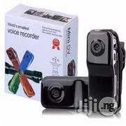 Voice Motion Activated Spy Camera | Security & Surveillance for sale in Lagos State, Ikeja