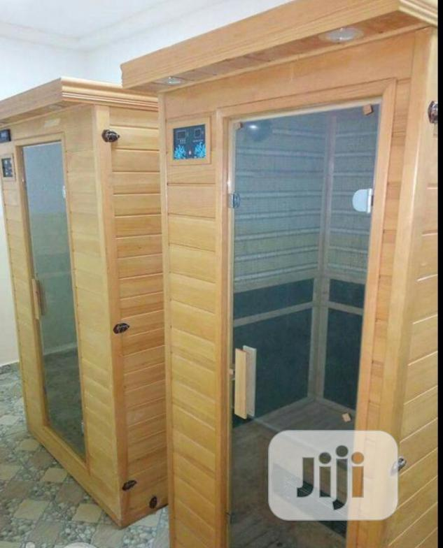 Pay On Delivery Sauna User