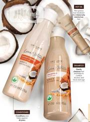 Love Nature Wheat & Coconut Oil Shampoo & Conditioner | Hair Beauty for sale in Lagos State, Agege