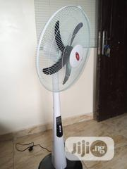 "18"" Ox Standing Fan Rechargeable 