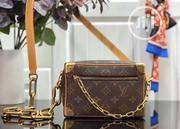 Louis Vuitton (LV) Leather Bag for Men's | Bags for sale in Lagos State, Lagos Island