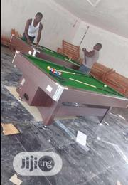 8ft Coin Snooker Table With Accessories | Sports Equipment for sale in Cross River State, Biase