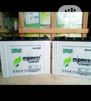 220 Amps Mpower Tubular Battery | Solar Energy for sale in Lagos State, Victoria Island