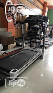 American Fitness 2.5hp Treadmill | Sports Equipment for sale in Lagos State, Ikoyi