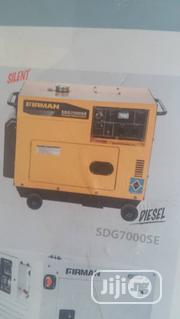 Sumec Firman 6kva Generator | Electrical Equipment for sale in Lagos State, Ojo