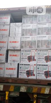 Sumec Firman Generator Spg3990e2 | Electrical Equipment for sale in Lagos State, Ojo
