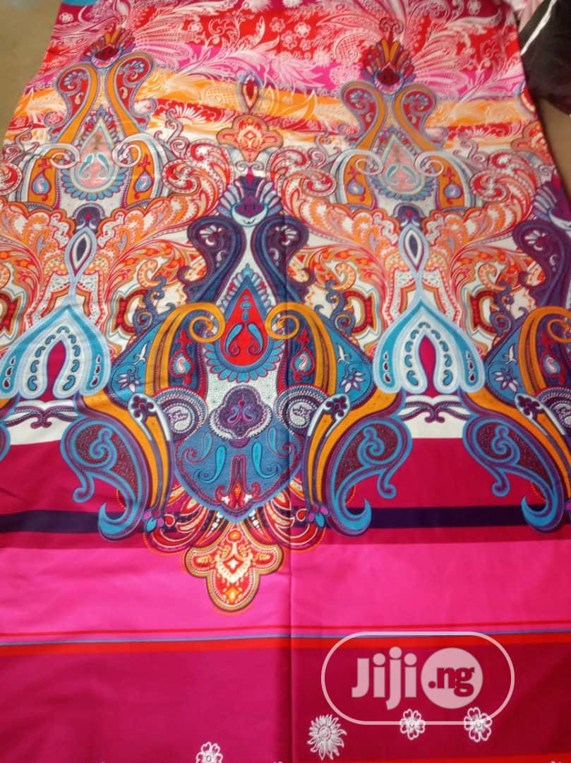Quality And Beautiful Bedsheet Available For Your Home's Hotel's Etc | Home Accessories for sale in Yaba, Lagos State, Nigeria