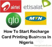 Recharge Card Printing Business | Stationery for sale in Oyo State, Ibadan