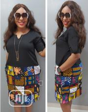 Ruby Mixed Dress | Clothing for sale in Abuja (FCT) State, Gwarinpa