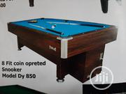 8 Fit Coin Opreted Snooker Model Dy 850   Sports Equipment for sale in Abuja (FCT) State, Utako