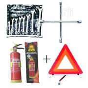 Automobile Car Safety Fire Extinguisher | Safety Equipment for sale in Lagos State, Ojo