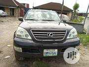 Lexus GX 2004 Black   Cars for sale in Rivers State, Port-Harcourt