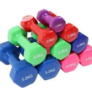 Aerobic Dumbbell Available In Different Kg | Sports Equipment for sale in Lagos State, Surulere