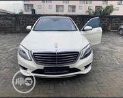 Mercedes-Benz S Class 2015 White | Cars for sale in Lagos State, Lekki Phase 2
