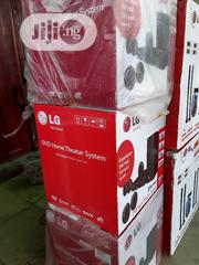 LG Mini Home Theatre With 5 Speakers And Soround Woofer | Audio & Music Equipment for sale in Lagos State, Yaba