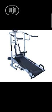 Brand New 3in1 Manual Treadmill | Sports Equipment for sale in Lagos State, Surulere