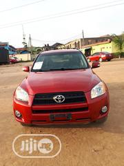 Toyota RAV4 2010 2.5 Sport 4x4 Red | Cars for sale in Lagos State, Agege