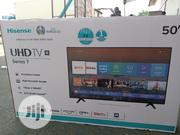 50inch Hisense Uhd Smart LED TV | TV & DVD Equipment for sale in Rivers State, Port-Harcourt