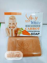 Silky White Carrot Soap | Bath & Body for sale in Lagos State, Ajah