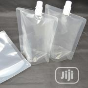 Sprout Stand Up Pouch For Liquid 250ml, 300ml, 500ml | Manufacturing Materials & Tools for sale in Lagos State, Surulere