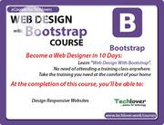 Web Design With Bootstrap - Course | Classes & Courses for sale in Lagos State, Ikeja