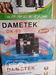 Dametek With Bluetooth | Audio & Music Equipment for sale in Lagos State, Ojo