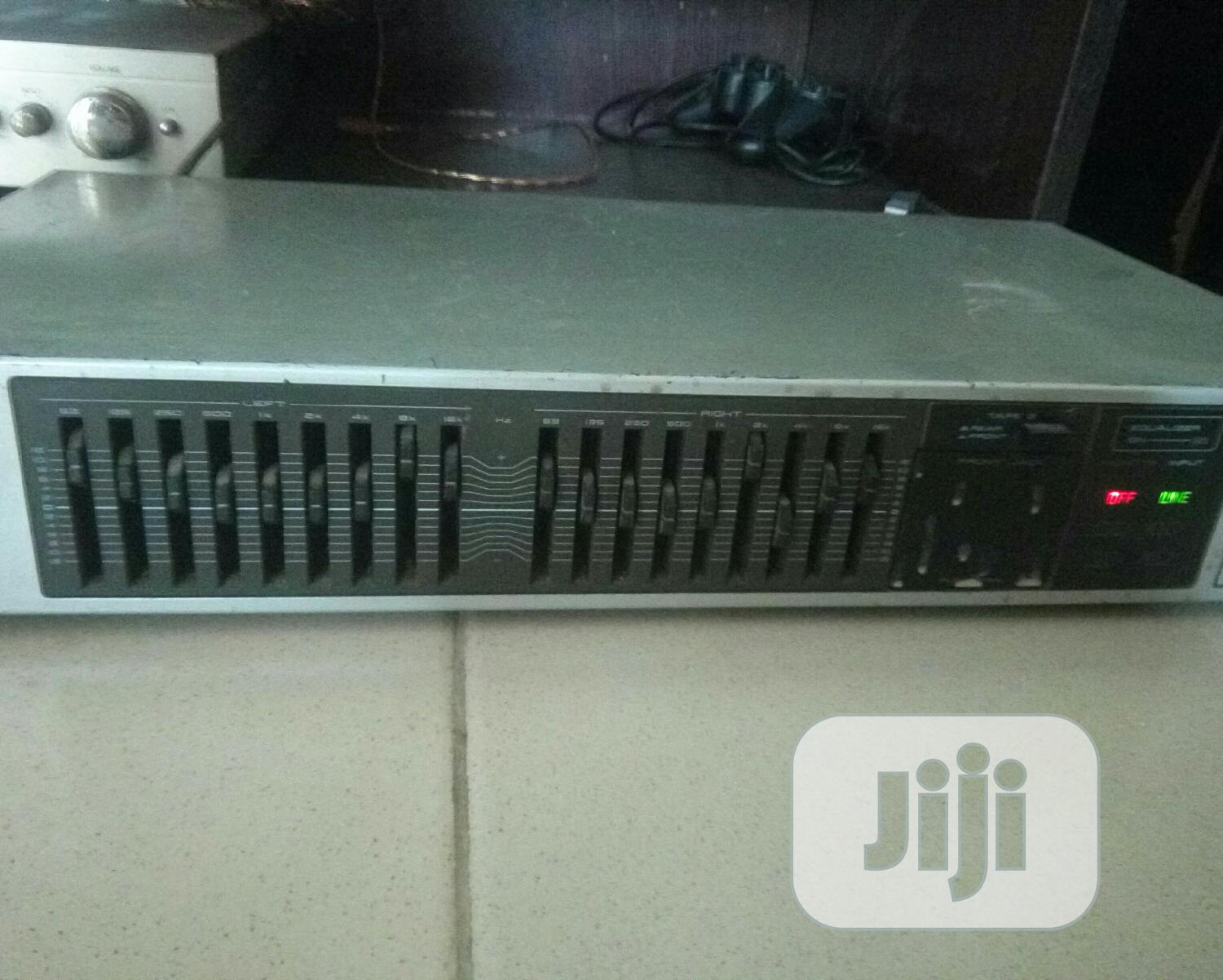 Powerful Equalizer   Audio & Music Equipment for sale in Karu, Abuja (FCT) State, Nigeria