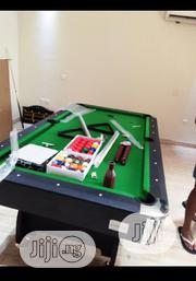 8feet Snooker Board With Accessories   Sports Equipment for sale in Lagos State, Oshodi-Isolo