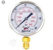Hydraulic Gauge 40bar | Manufacturing Materials & Tools for sale in Lagos State, Lagos Island