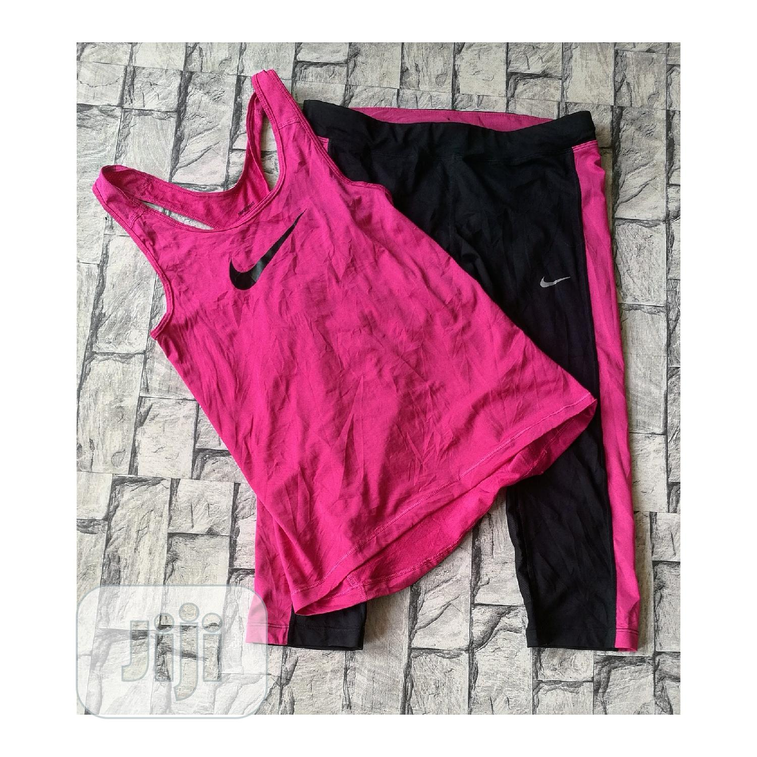 Olivia Charles Fit Gym Wear and Accessories | Clothing for sale in Amuwo-Odofin, Lagos State, Nigeria