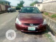 Honda Accord 2003 2.4 Red | Cars for sale in Lagos State, Ikeja