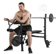 Weight Bench With 50kg | Sports Equipment for sale in Abuja (FCT) State, Kubwa