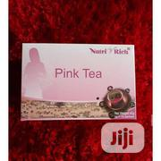 Longrich Longrich Nutri V Rich Pink Tea Slimming Tea | Vitamins & Supplements for sale in Lagos State, Gbagada