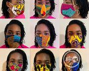 Ankara Face Mask | Clothing Accessories for sale in Lagos State, Lekki Phase 1